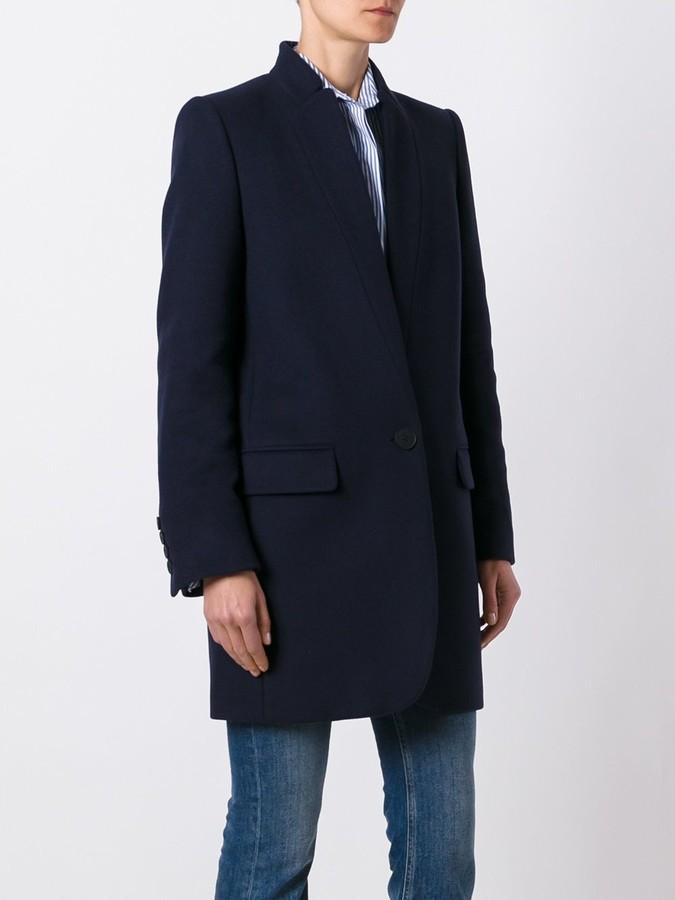 Stella McCartney 'Bryce' coat