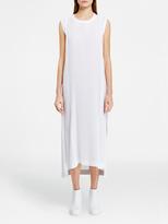 DKNY Pure Mixed Media Dress