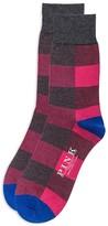Thomas Pink Bewick Check Socks