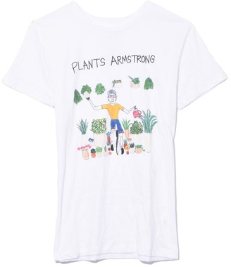 Unfortunate Portrait Plants Armstrong Short Sleeve Tee
