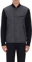 Rag & Bone MEN'S IRVING WOOL-BLEND FELT JACKET