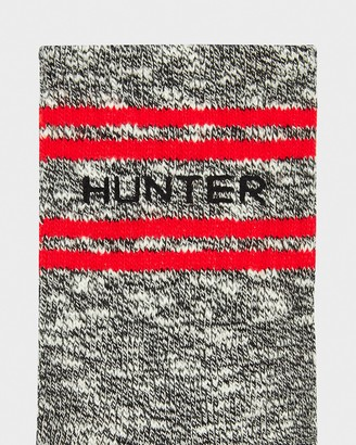 Hunter Original Branded College Mouline Chelsea Boot Socks