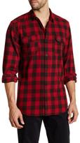 Globe Midnight Plaid Regular Fit Shirt