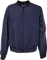 MSGM Zipped Bomber Jacket
