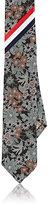 Thom Browne Men's Floral Silk Jacquard Necktie