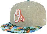 New Era Baltimore Orioles Vacation Vize Snapback Cap