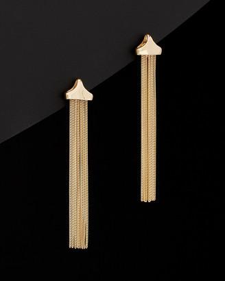 Italian Gold 14K Drop Earrings