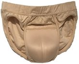 Beautylife88 Hiding Gaff Panty Shaping Pant For Crossdresser (,L)