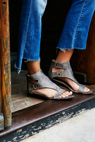 Diba Womens BONFIRE MINI WEDGE SANDAL