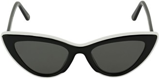 L.G.R Orchid Skin Cat-eye Acetate Sunglasses