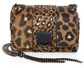Jimmy Choo Lockett Petite Leopard Convertible Clutch