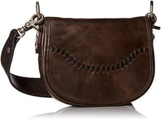 Frye Melissa Whipstitch Mini Saddle