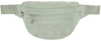 Kenzo Grey Kampus Bum Bag