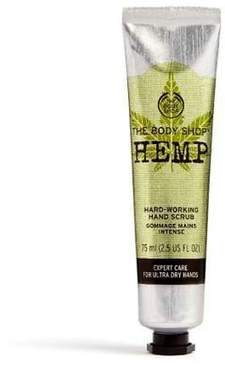 The Body Shop Hemp Hard-Working Hand Scrub