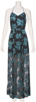 Lovers + Friends Seville Floral Cami Maxi Dress