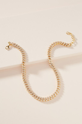 Marisol Chain Necklace By Crystal Haze in Gold