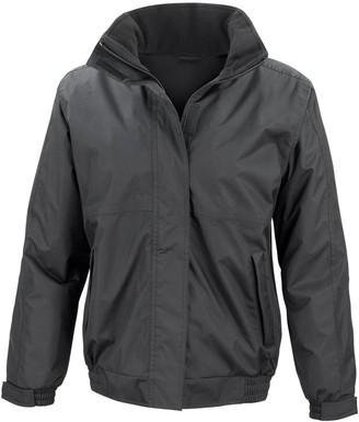 Result New Core Channel Ladies Jacket Waterproof Super Warm Thermal Light Coat M Black