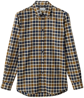 Jigsaw Bricollage Checked Shirt