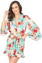 Betsey Johnson Love Shock Vintage Terry Robe
