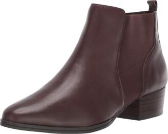 Aerosoles Women's Criss Cross Ankle Boot