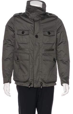 DSQUARED2 Lightweight Utility Jacket