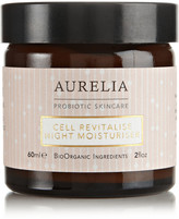 Aurelia Probiotic Skincare Cell Revitalize Night Moisturizer, 60ml - Colorless