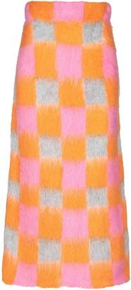 Kenzo Long skirts