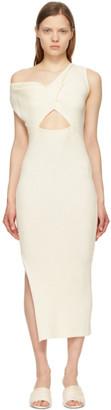 ANNA QUAN Off-White Zanita Dress