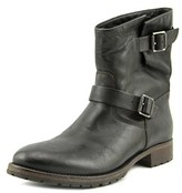 Belstaff Bedfordshire Pointed Toe Leather Ankle Boot.