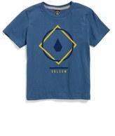 Volcom Toddler Boy's Chow Logo T-Shirt