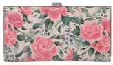 Lodis Bouquet Floral Printed Leather Wallet
