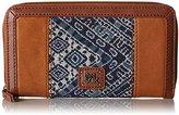 The Sak Iris Zip Around Wallet
