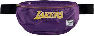Herschel Unbranded Purple Los Angeles Lakers Sixteen Hipsack