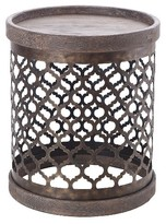 Nobrand No Brand Cirque Wire Accent Table Grey - Madison Park
