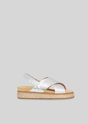 Robyn Cross Strap Sandal