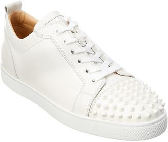 Christian Louboutin Louis Junior Leather Sneaker