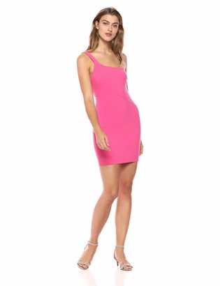 LIKELY Women's Maisey one Shoulder Bodycon Dress