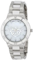 "Game Time Women's NBA-PEA-PHO ""Pearl"" Watch - Phoenix Suns"