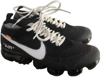 Nike x Off-White Vapormax Black Cloth Trainers