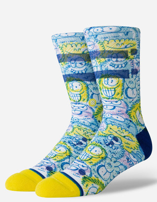 Stance x Kevin Lyons Crunch Mens Crew Socks