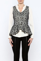 odAOMO Wool Vest