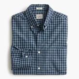 J.Crew Tall Secret Wash shirt in devon check