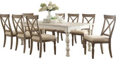 One Allium Way Jonquille Extendable Dining Table