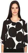 Kate Spade Blot Dot Swing Top Women's Clothing