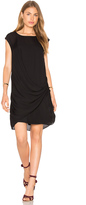 Heather Silk Asymmetric Dress