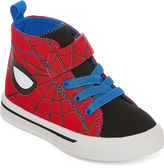 Marvel Spiderman High Top Boys Sneakers