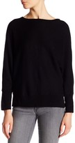 Zadig & Voltaire Zoom Patch Long Sleeve Cashmere Sweater