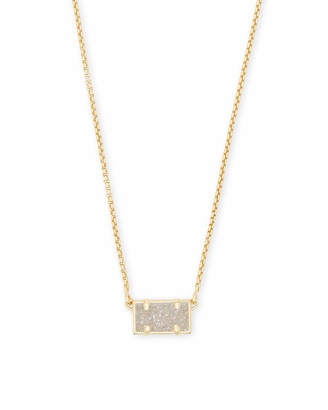 Kendra Scott Pattie Pendant Necklace in Gold