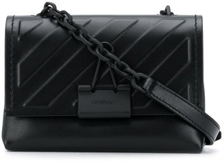 Off-White Carabiner Cross-Body Bag