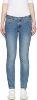 A.P.C. Indigo Moulant Jeans